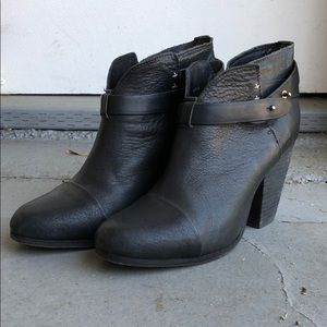 Rag & Bone Harrow Boot - Black 41